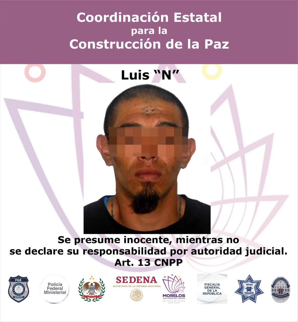 BOL. 065 Luis