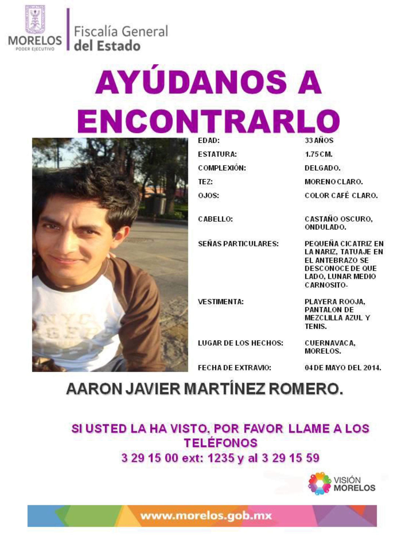 Aaron Javier Martínez Romero