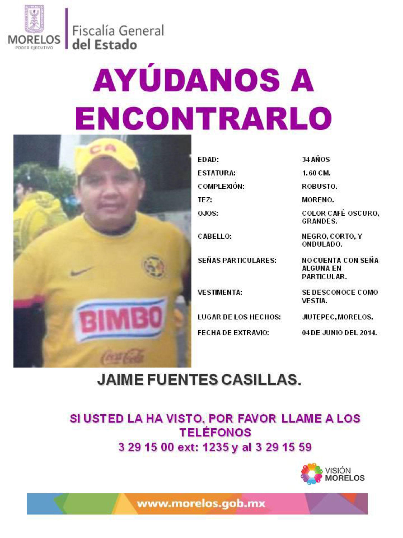 Jaime Fuentes Casillas