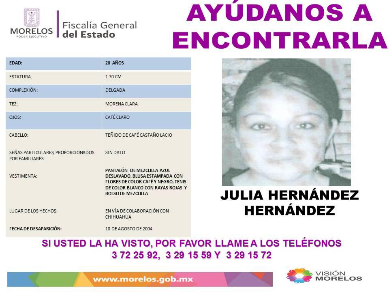 Julia Hernández Hernández