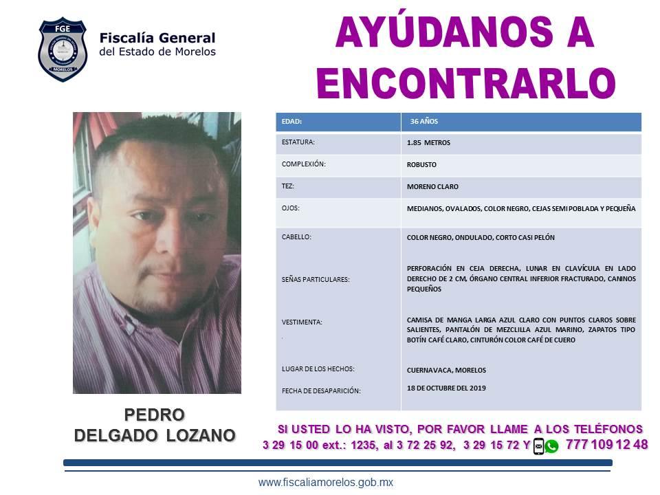 Pedro Delgado Lozano