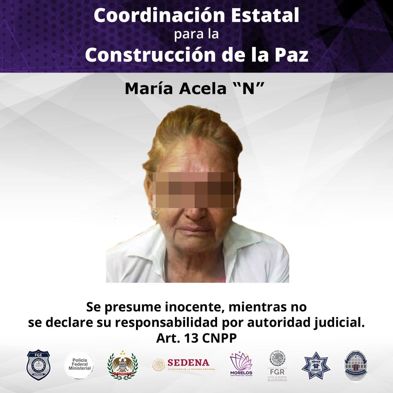 Maria Acela «N»