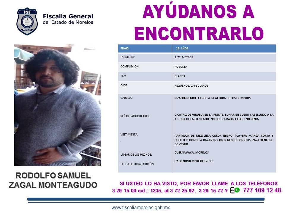 Rodolfo Samuel Zagal Monteagudo