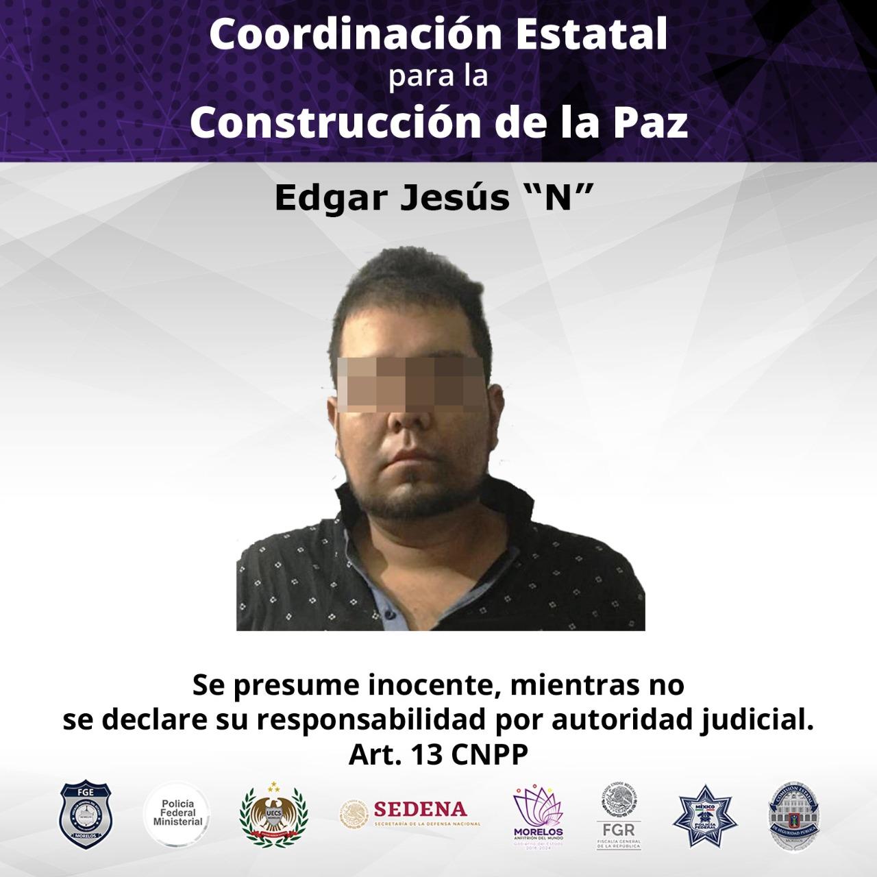 Edgar Jesús n