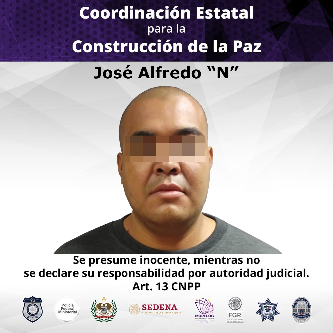 JOSÉ ALFREDO N