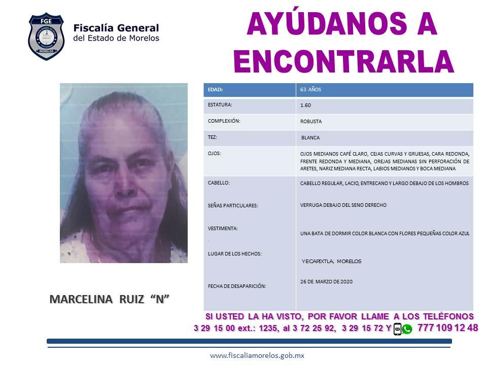 MARICELA RUIZ