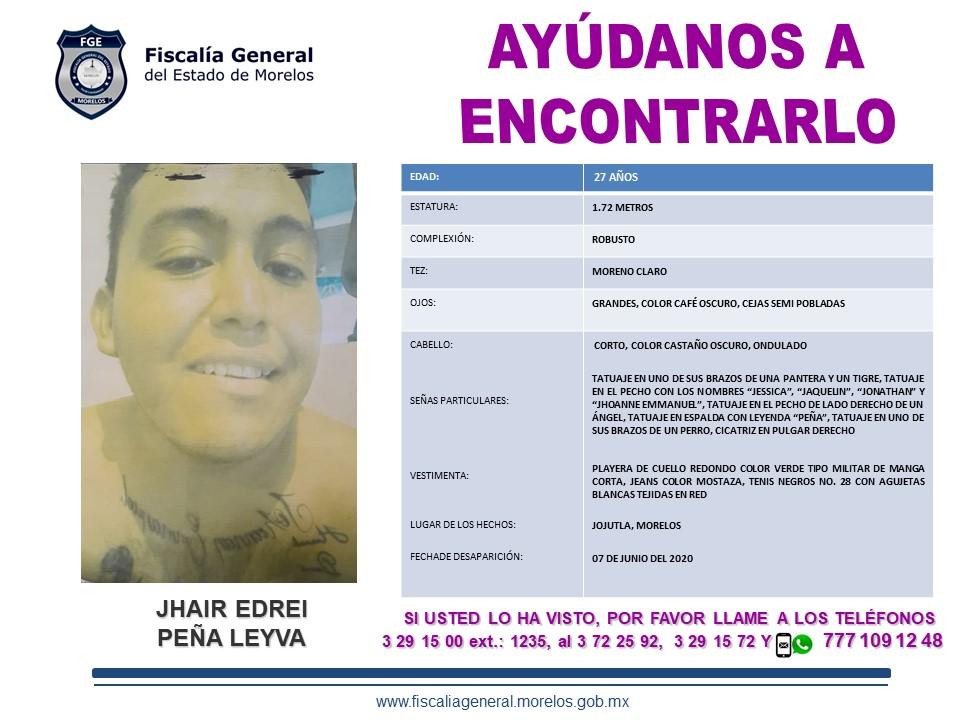 JHAIR EDREI PEÑA LEYVA