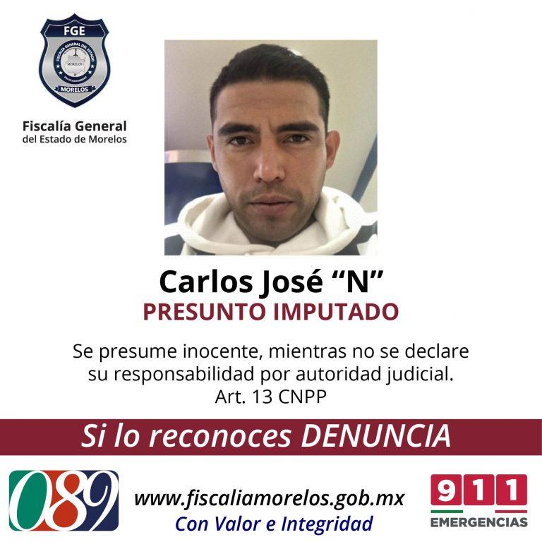 """Carlos José """"N"""""""