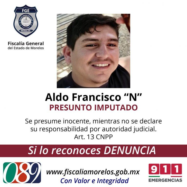 "Aldo Francisco ""N"""