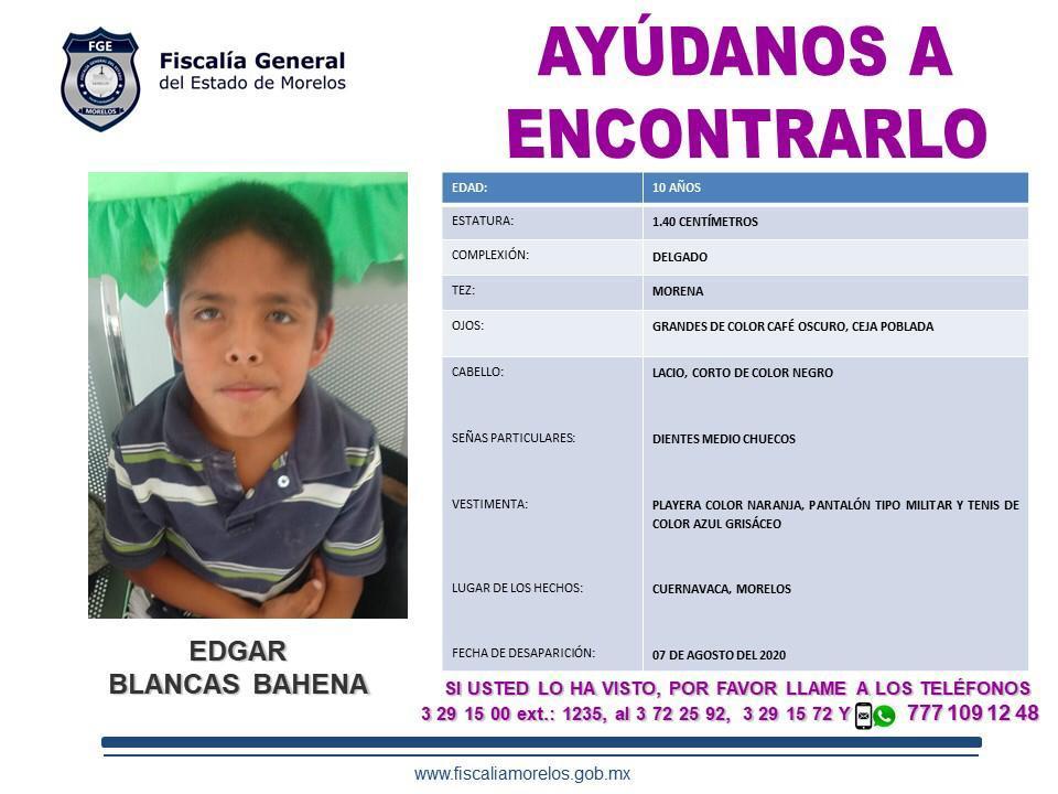 Edgar Blancas Bahena