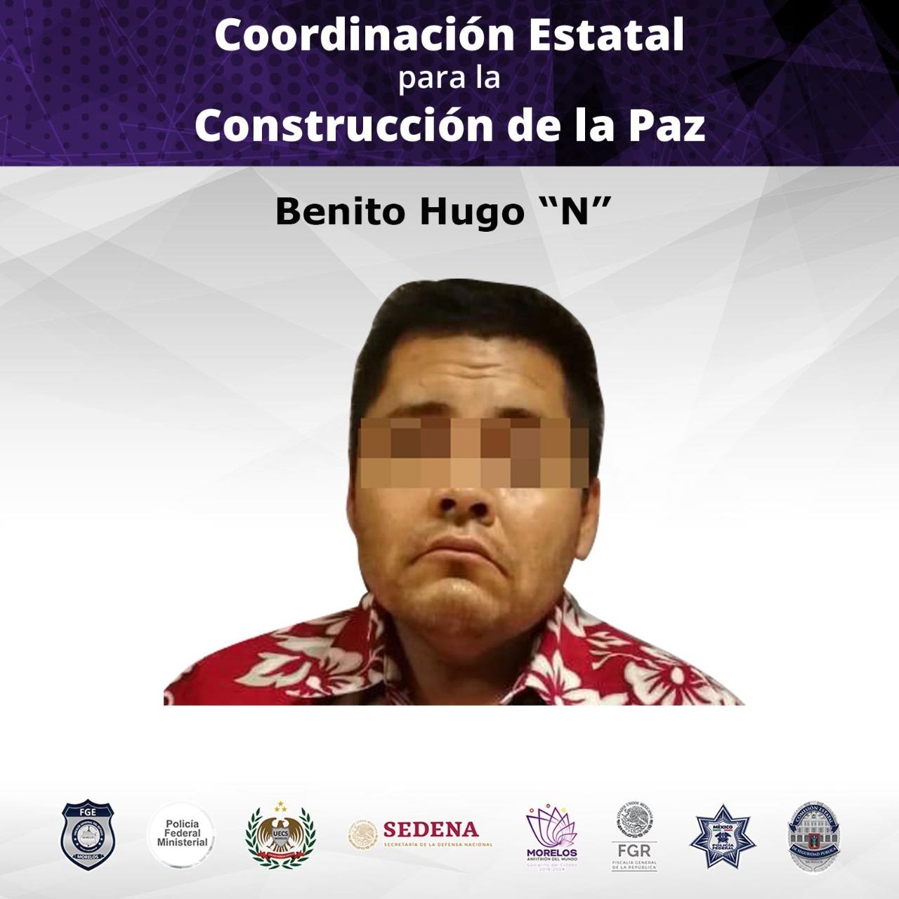 Benito Hugo «N»