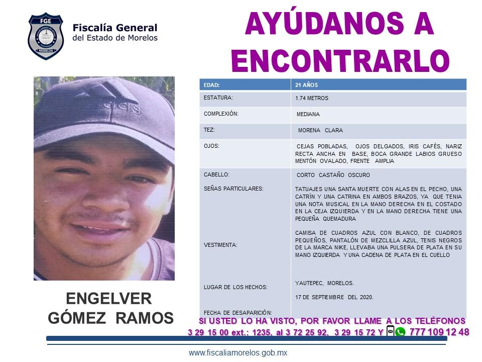 Engelver Gómez Ramos