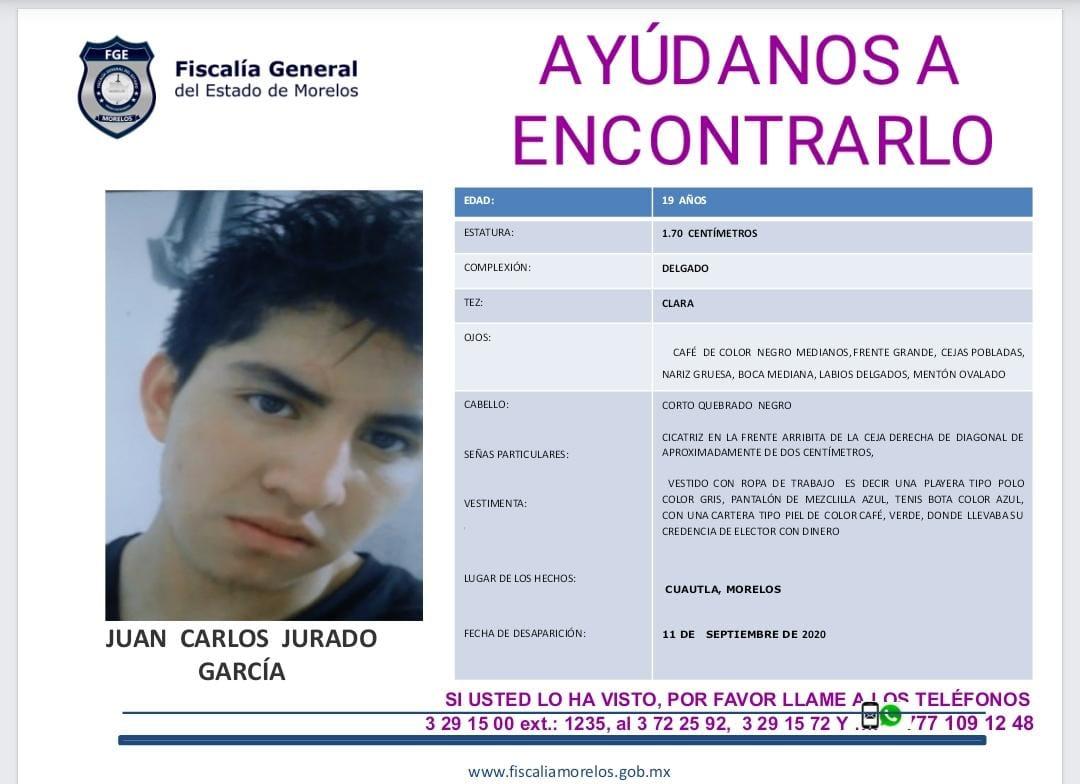 Juan Carlos Jurado Garcia