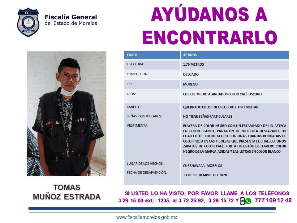 Tomas Muñoz Estrada