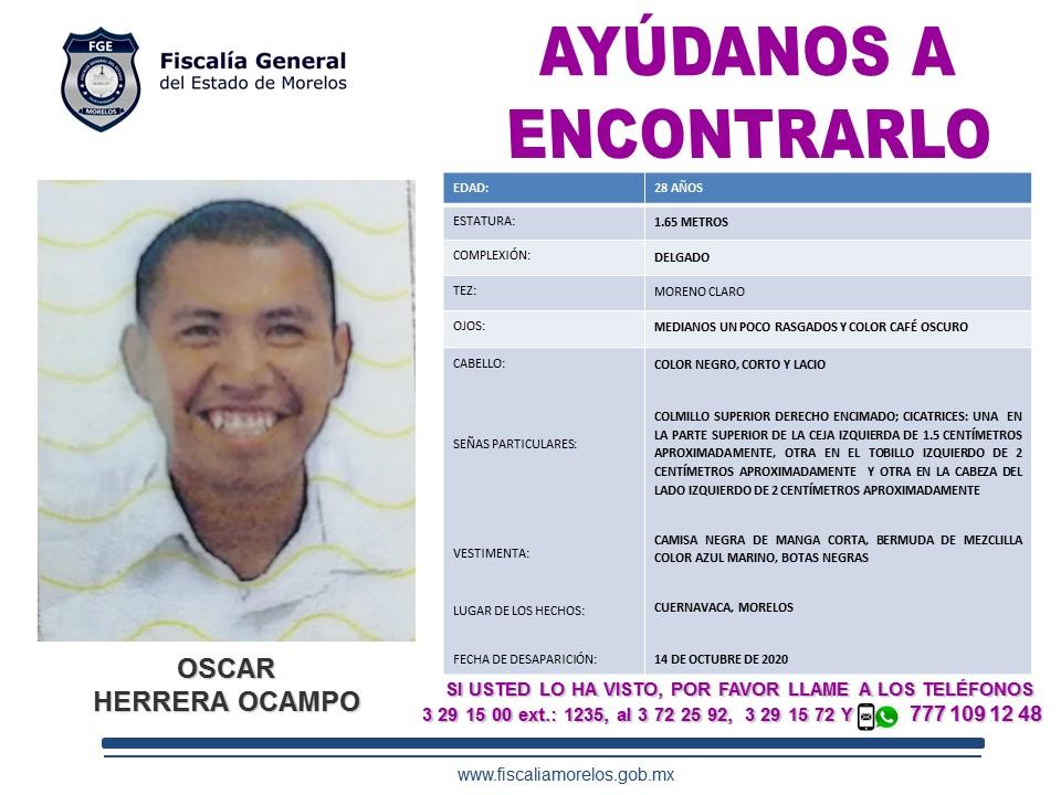 OSCAR HERRERA OCAMPO