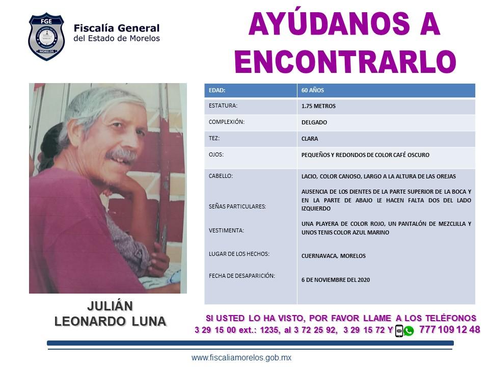 Julian Leonardo Luna