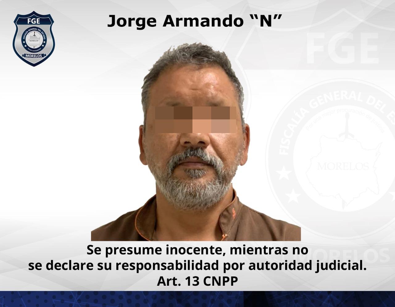 JORGE ARMANDO N