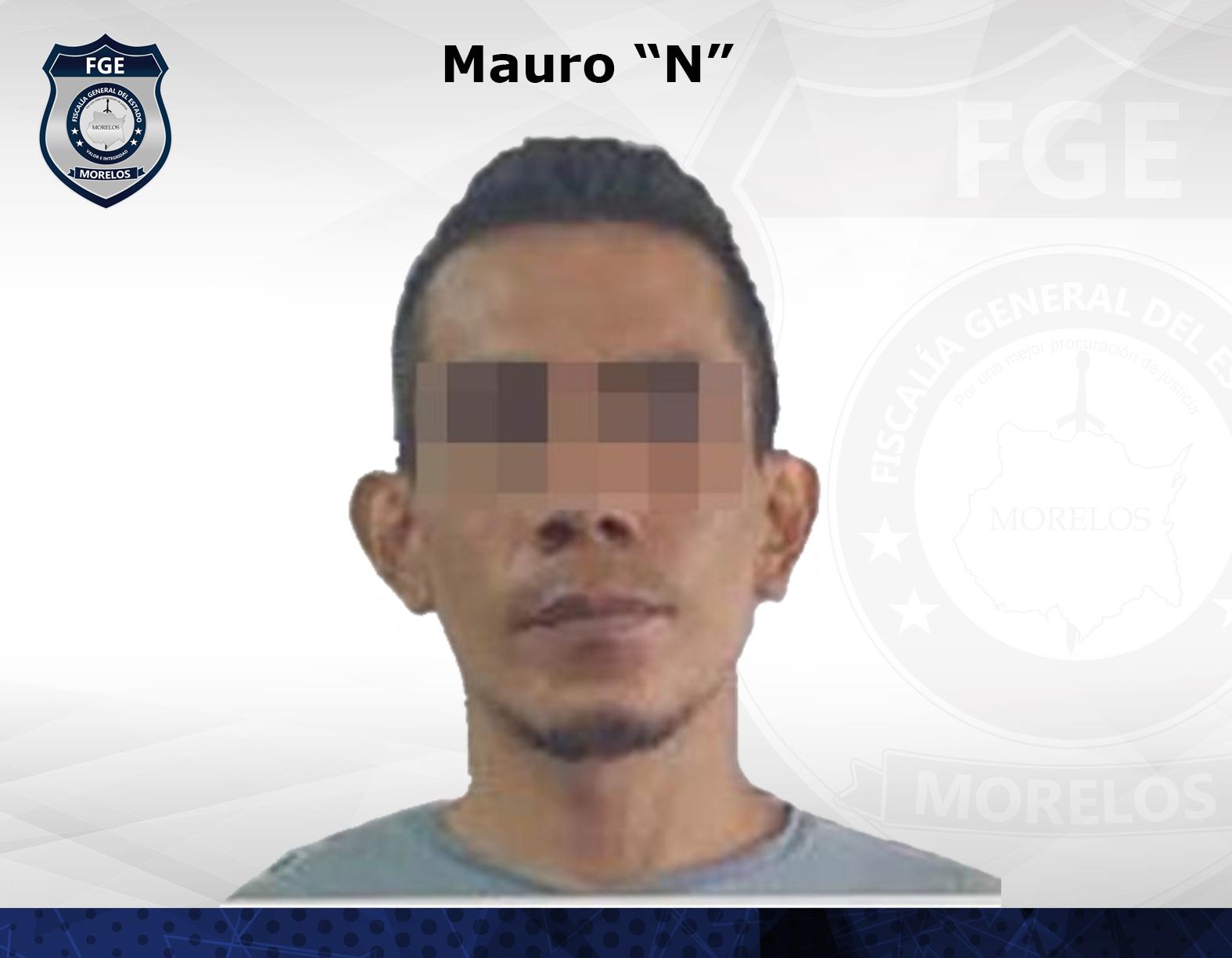 """Mauro """"N"""" ."""