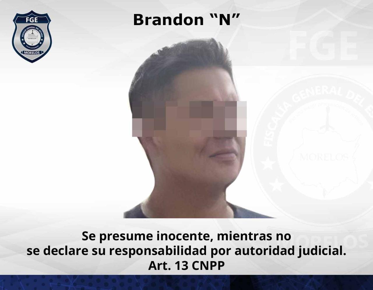BRANDON N
