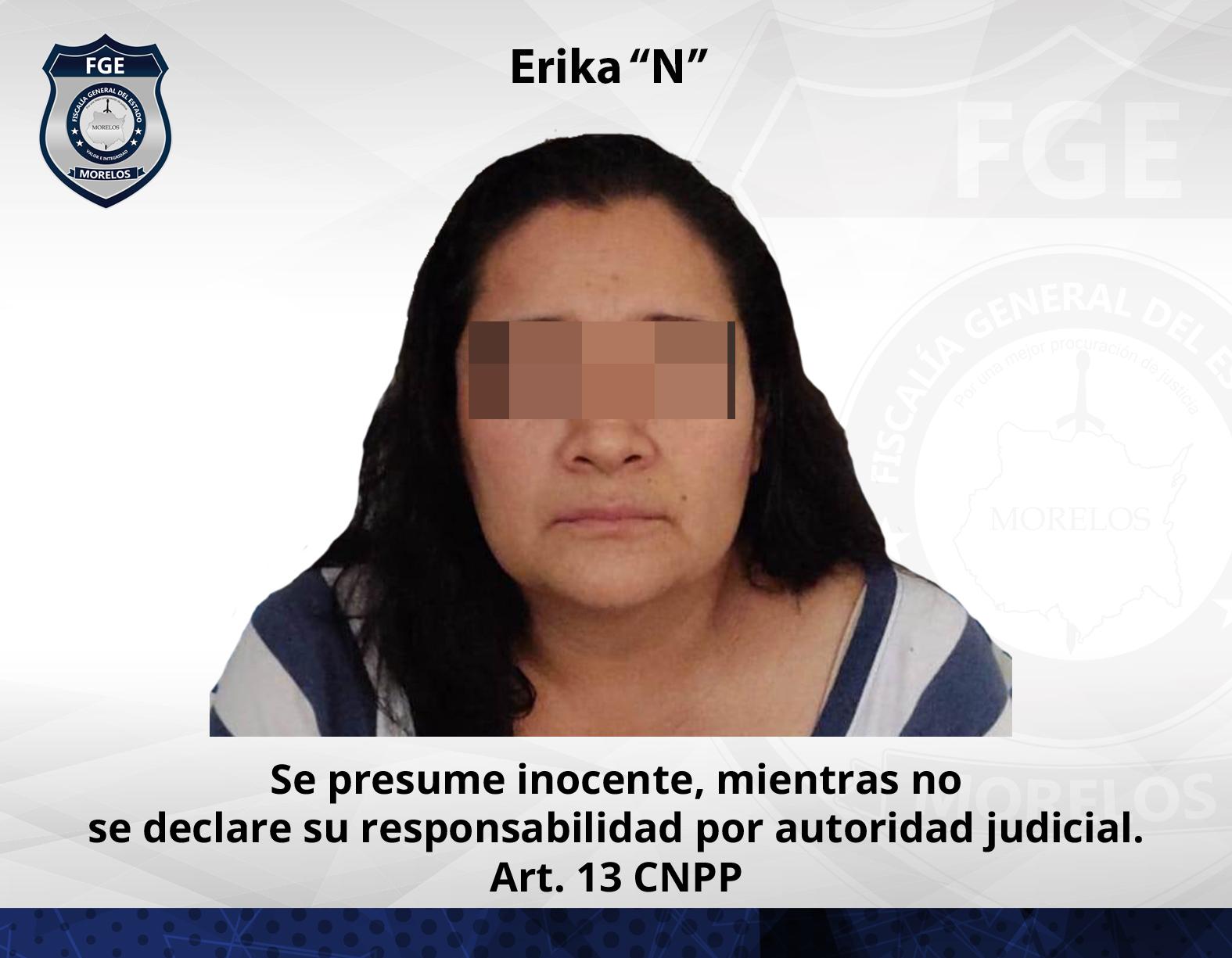 """Erika """"N"""""""