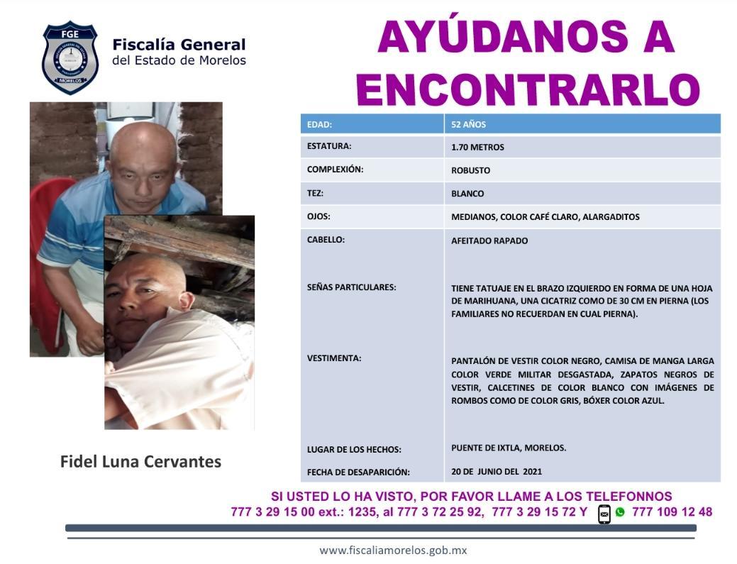 Fidel Luna Cervantes