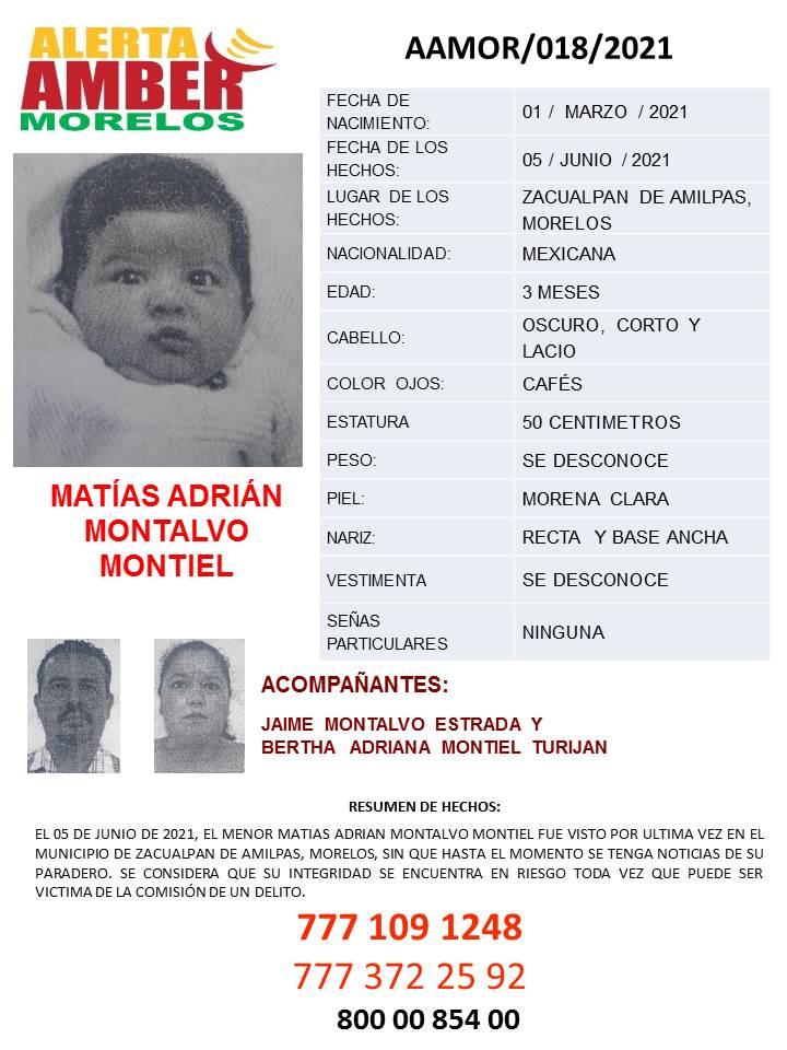 MATÍAS ADRIÁN MONTALVO MONTIEL