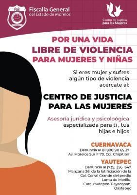 Centro de Justicia Poster